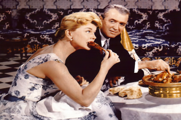 doris day eating