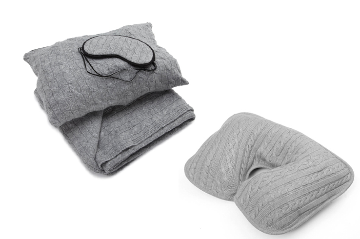 cashmere travel sets
