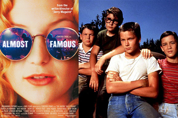 Almost Famous and Stand By Me