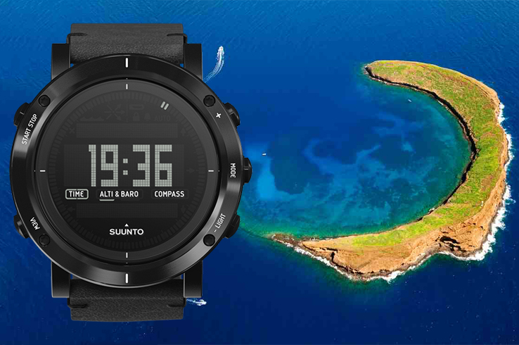 Keep that Suunto dive calculator with you when you explore the deep blue sea