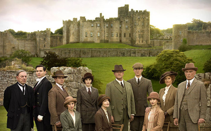 Downton Abbey and its talented cast