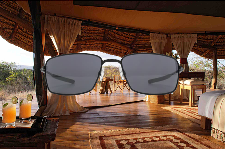 Enjoy an African Safari with Oakley