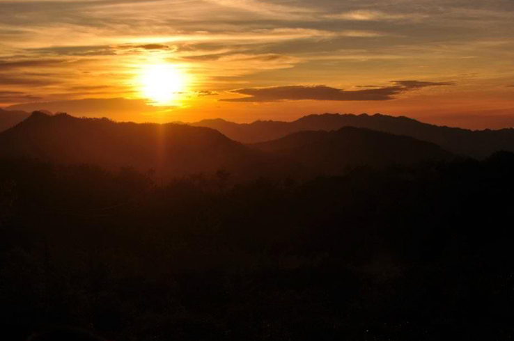 Enjoy a sunset with a cool breeze? Sagada is a destination for destiny.