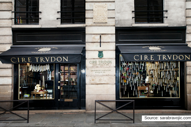 Cire Trudon is the oldest wax-producing factory