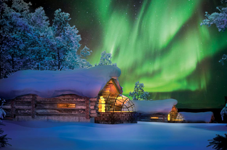 northern lights featured