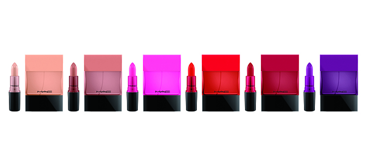MAC Shadescents inspired by cult MAC lipsticks